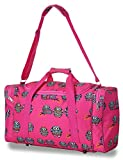 5Cities Worlds lightest only 05kg Cabin Size holdall fits Ryan AirEasy Jet 55 x 40 x 20 flight bag Actual dimension 54x30x20 Massive 32l Capacity Owls Pink