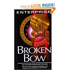 Broken Bow (Star Trek Enterprise) by Diane Carey