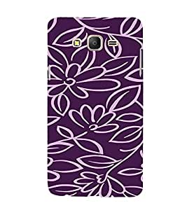 iFasho Animated Pattern colrful traditional design cloth pattern Back Case Cover for Samsung Galaxy On 7