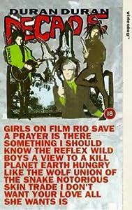 Duran Duran: Decade [VHS]