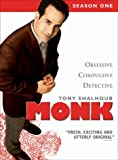 Monk: Season One (4pc) (Ws Dub Sub Dol Dig)
