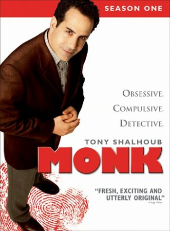 Monk: Season One (4pc) (Ws Dub Sub Dol Dig) [DVD] [Import]