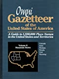 Omni Gazetteer of the United States of America: Mountain States (1558883320) by Abate, Frank R.