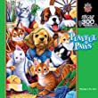 MASTERPIECES 300 PC PLAYING IN THE YARN JIGSAW PUZZLE