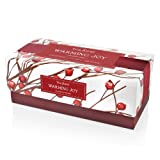 Warming Joy Ribbon Box by Tea Forte 20 Silken Pyramid Tea Infusers