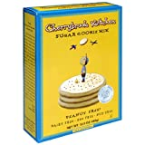 Cherrybrook Kitchen Sugar Cookie Mix, Peanut Free!, 13.5-Ounce Boxes (Pack of 6)