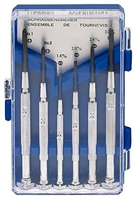Herco® HE826 Precision Screwdriver Set
