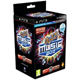 Buzz! The Ultimate Music Quiz with Buzzers (PS3)by Sony