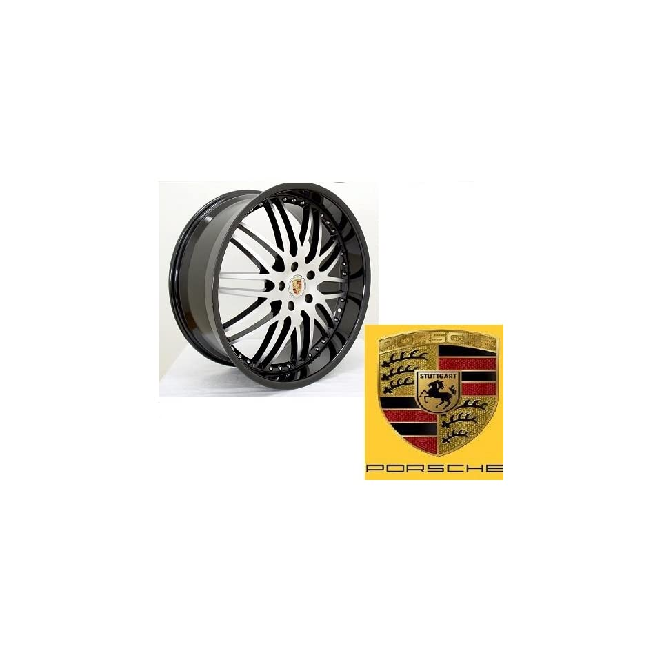 22 Wheels/Rims PORSCHE CAYENNE S TURBO 5X130 (22X9.5) set (4 wheels) DYNAMIC PERFORMANCE DESIGN WHEEL