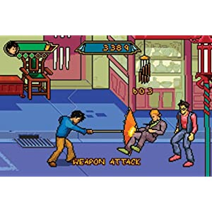 Game, Games, Video Game, Video Games, Jackie Chan Adventures, Game Boy Advance