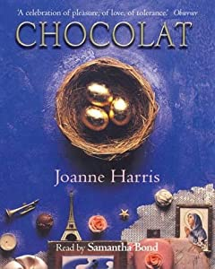 Chocolate book by joanne harris