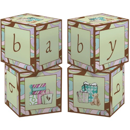 Creative Baby Shower Centerpieces front-1078153