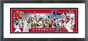 Boston Red Sox 2013 World Series Champions Photo (Size: 18.5 x 42.5) Framed by MLB