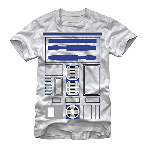Star Wars R2-D2 Costume Mens Graphic T Shirt - Fifth Sun