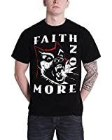 Faith No More King For The Day Vintage Dog Official Mens New Black T Shirt