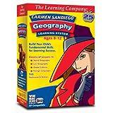 Carmen Sandiego Geography Learning System ~ Encore