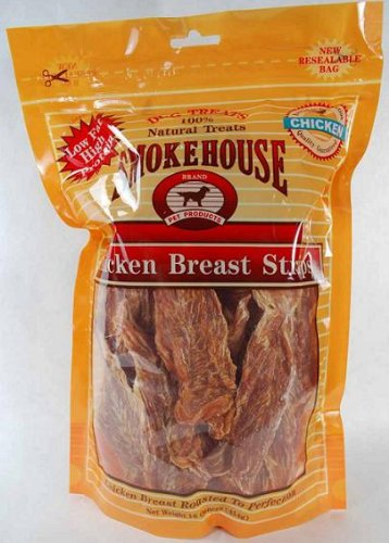 Smokehouse Chicken Breast Strips 12lb
