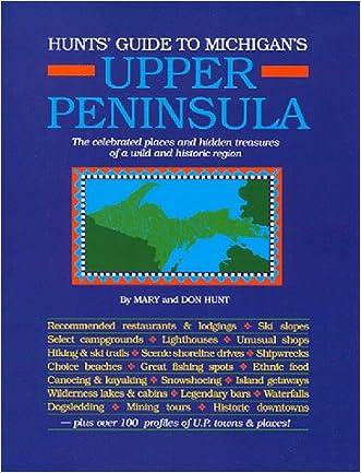 Hunts Guide to Michigan's Upper Peninsula