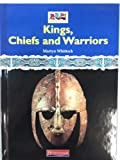 Martin Whittock History Topic Books: Wars and Warriors: Kings, Chiefs and Warriors (Cased) (Romans, Saxons, Vikings)