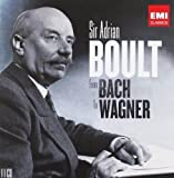 Sir Adrian Boult: From Bach to Wagner Box set Edition (2012) Audio CD