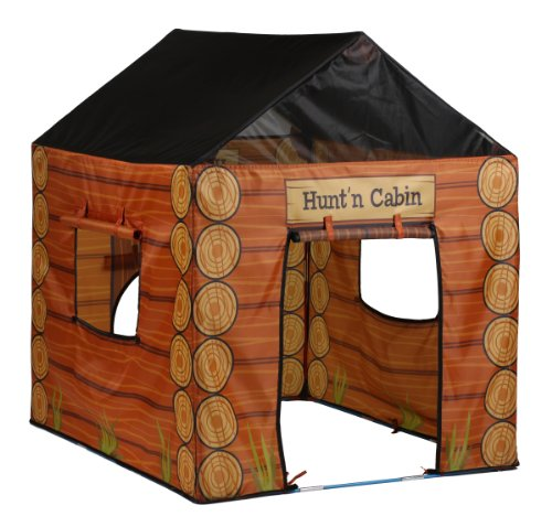 Pacific Play Hunt'N Cabin Tent front-734466