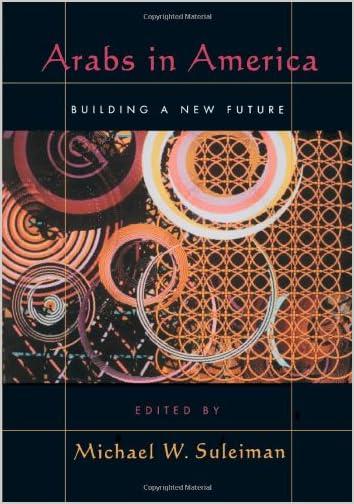 Arabs in America : building a new future