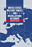 img - for United States Military Forces and Installations in Europe (Sipri) book / textbook / text book