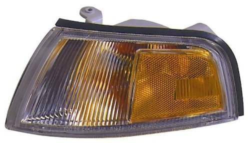 Depo 314-1508R-AS Mitsubishi Mirage Passenger Side Replacement Parking/Signal Light Assembly Style: Passenger Side (RH)