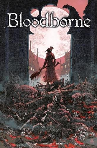 Bloodborne Collection [Kot, Ales] (Tapa Blanda)