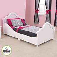 KidKraft Raleigh Bed, White