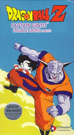 Dragonball Z - Captain Ginyu / Double Cross (Uncut) [VHS]