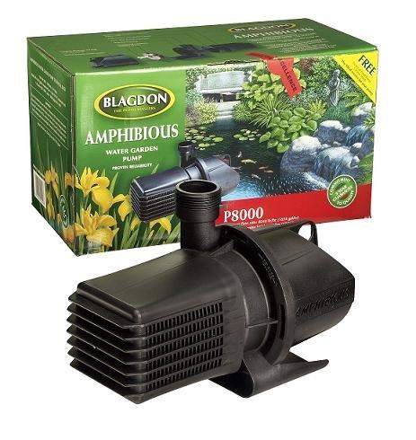 Blagdon Amphibious P4000 Garden Pond Pump