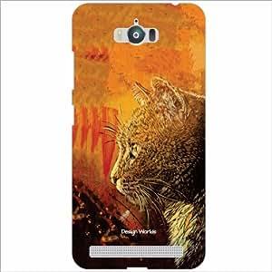 Design Worlds Back Cover Asus Zenfone Max ZC550KL - Phone Cover Multicolor