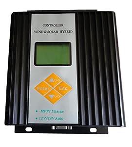 Ten-high 800w Wind Solar Hybrid Controller (600w Wind + 300w Solar) 12v/24v Auto Distinguish