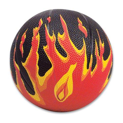 Flames Mini Basketball (1 pc) - 1