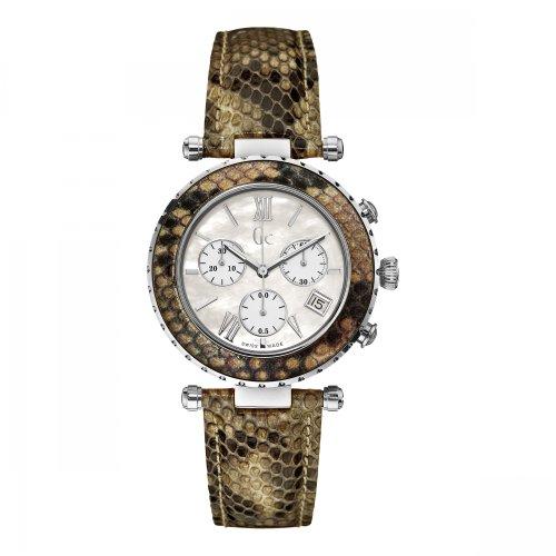 Gc Diver Chic Ladies Chronograph Watch - X43003M1S