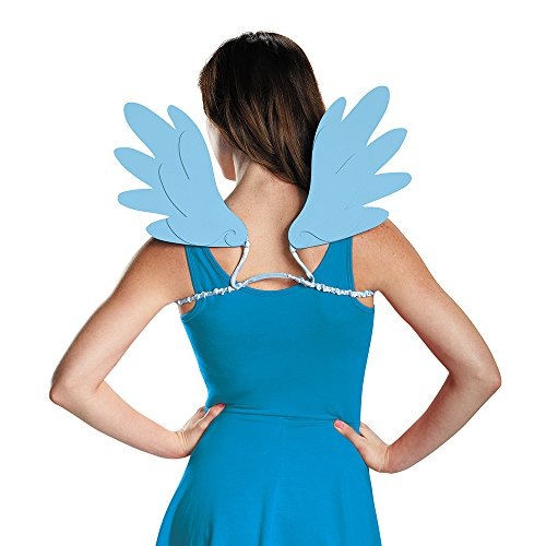 Disguise Women's Rainbow Dash Adult Costume Wings