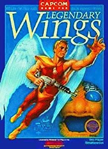 Legendary Wings - Nintendo NES