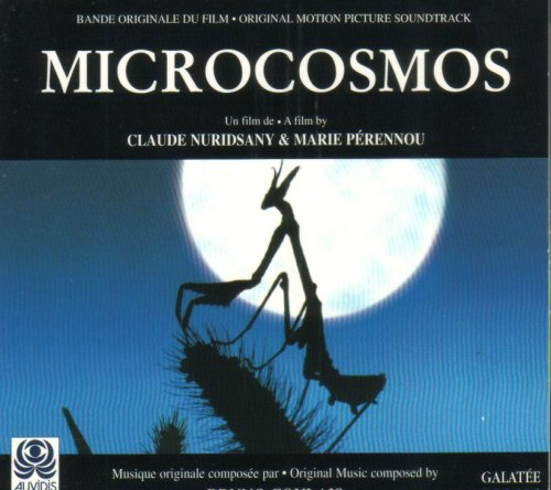 Bruno Coulais - Microcosmos ( digipack ) - Zortam Music