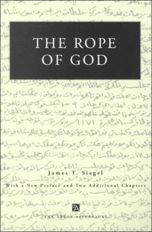 The Rope of God (Ann Arbor Paperbacks)