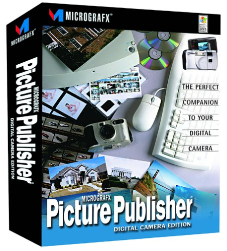 Picture Publisher 10 Digital Camera
