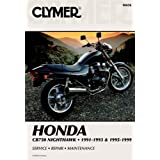 Honda cb750 nighthawk, 1991-1993 & 1995-1999: service, repair, maintenance (clymer motorcycle repair) published...
