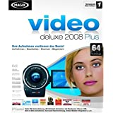 "MAGIX Video deLuxe 2008 Plusvon ""MAGIX AG"""