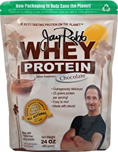 Whey Protein Chocolate 24 oz Pwdr