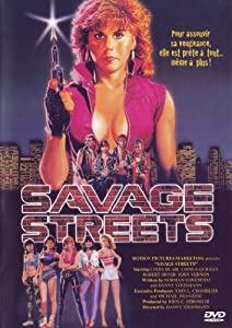 amazoncom savage streets 5 deadly angels zombie