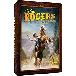 Roy Rogers - King of the Cowboys - Embossed Slim-Tin Packaging