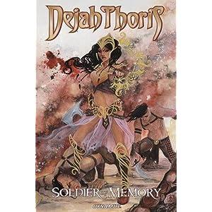 Dejah Thoris: Soldier of Memory