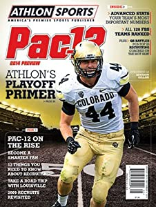 Buy Athlon Sports 2014 College Football Pac-12 Preview Magazine- Colorado Buffaloes Cover by Athlon Sports