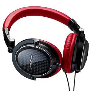 Phiaton MS 400 Carbon Fiber Headphones