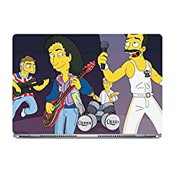 Posterboy The Band Laptop Skin (Multicolor)